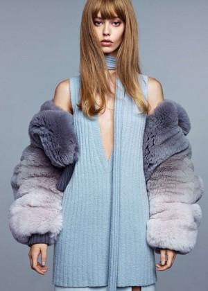 Ondria Hardin - Vogue Magazine (China 2014)