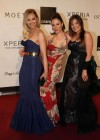 Ornella Muti cleavage at Filmball 2012-10