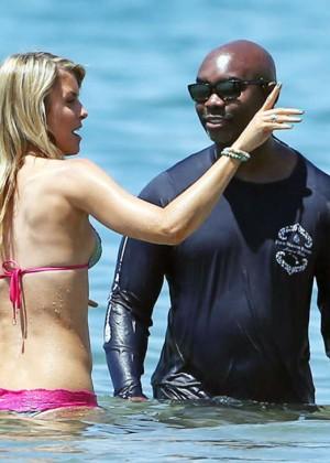 Paige Butcher Hot Bikini Photos: 2014 in Maui -10