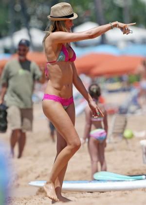 Paige Butcher Hot Bikini Photos: 2014 in Maui -28
