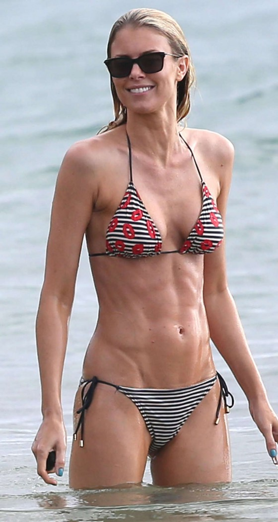 Paige Butcher - Bikini in Maui -34