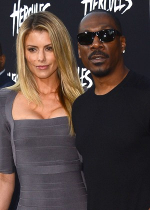 "Paige Butcher - ""Hercules"" Premiere in Los Angeles"
