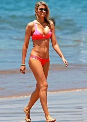 Paige Butcher Bikini Photos: 2014 in Maui -10