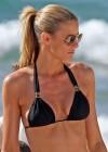 Paige Butcher - Wearing Black Bikini in Maui -15