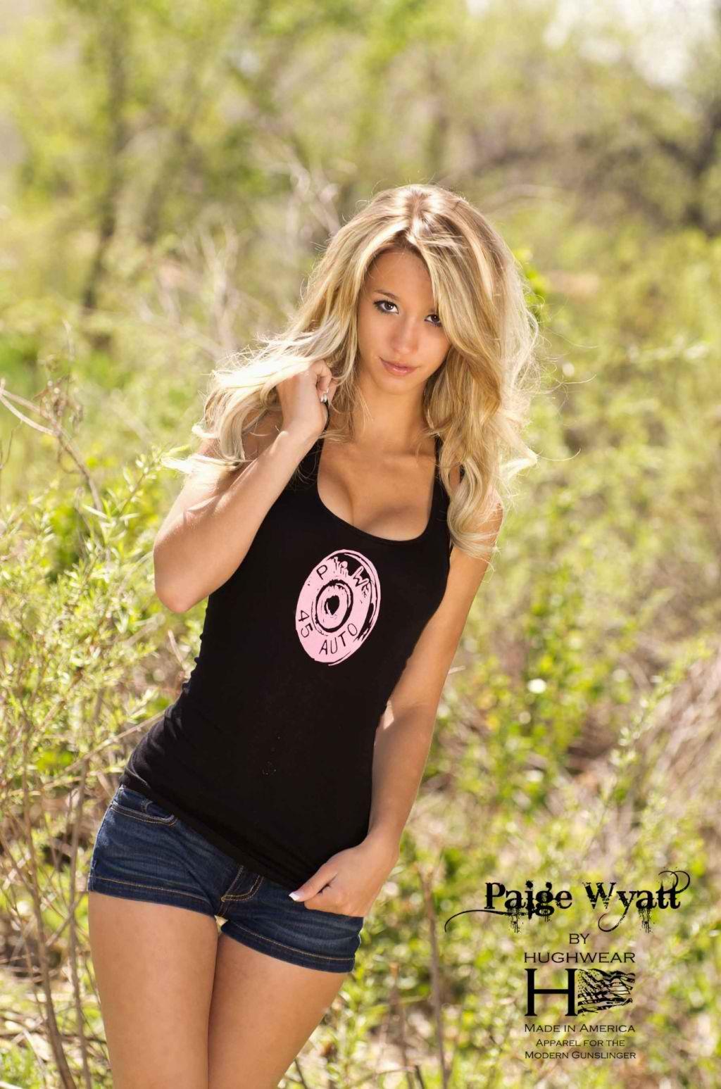 Paige Wyatt American Guns 19 Gotceleb