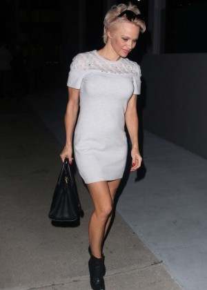Pamela Anderson at Crossroads in West Hollywood -03