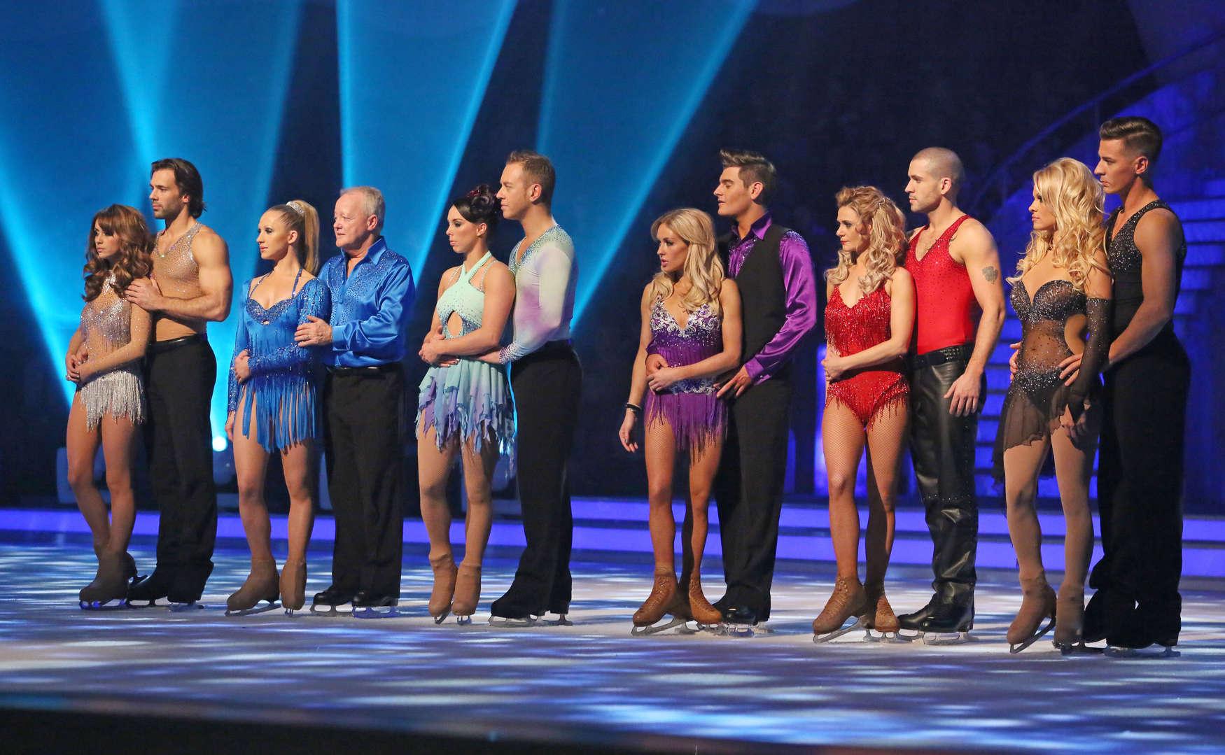 Pamela Anderson Dancing On Ice Uk 20 Gotceleb