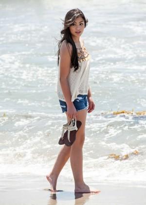 paola andino in shorts 10   hot girls wallpaper