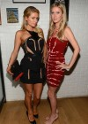 Paris and Nicky Hilton - at Aby Rosen & Samantha Boardman dinner at The Dutch