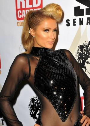Paris Hilton: Pre Grammy 2014 Photos -04