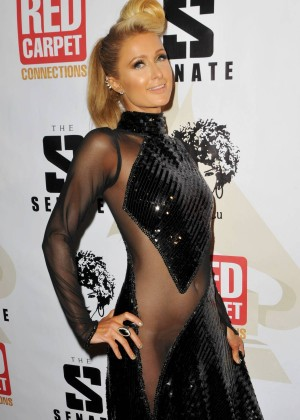 Paris Hilton: Pre Grammy 2014 Photos -06