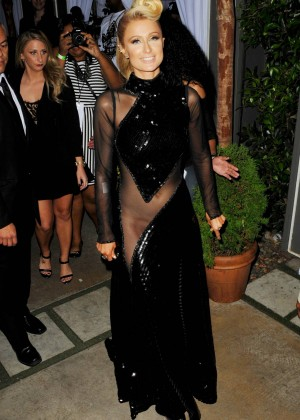 Paris Hilton: Pre Grammy 2014 Photos -08