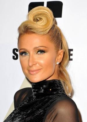 Paris Hilton: Pre Grammy 2014 Photos -11