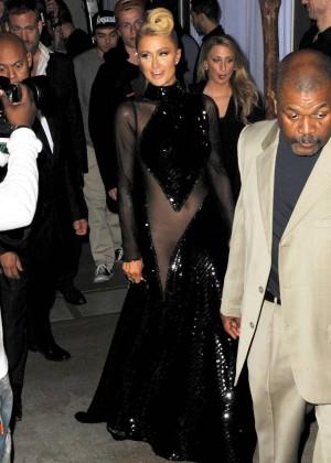 Paris Hilton: Pre Grammy 2014 Photos -13