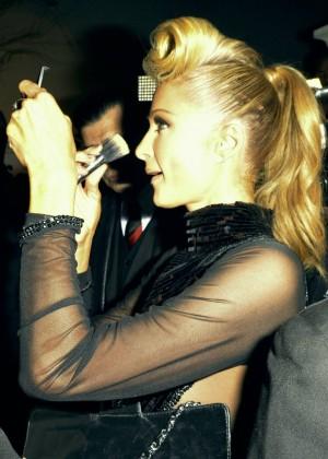 Paris Hilton: Pre Grammy 2014 Photos -15