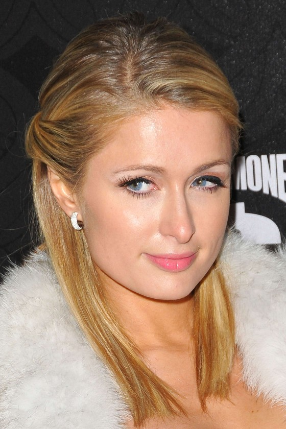 Paris Hilton – 2013 Pre-GRAMMY Awards Party -05