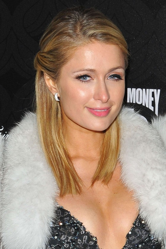 Paris Hilton – 2013 Pre-GRAMMY Awards Party -07