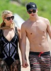 Paris Hilton and River Viiperi On Vacation in Maui -06