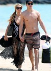 Paris Hilton and River Viiperi On Vacation in Maui -28