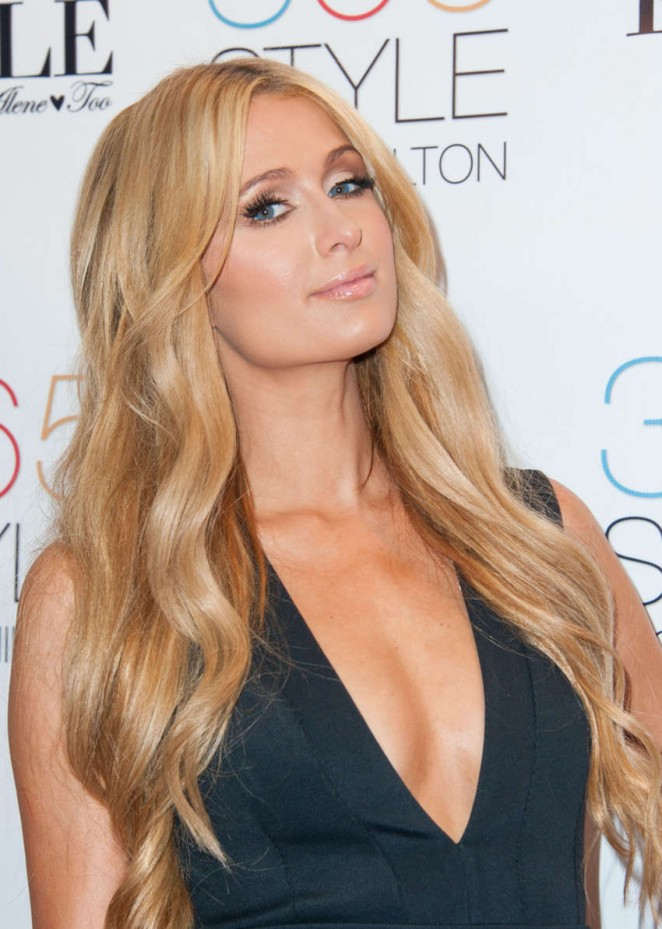 Paris Hilton at Nicky Hilton '365 Style' Book Party in Beverly Hills
