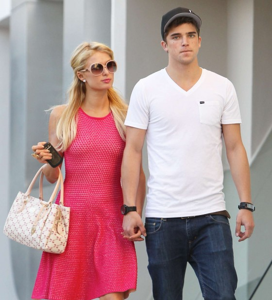 Paris Hilton – Candids in Beverly Hills-08