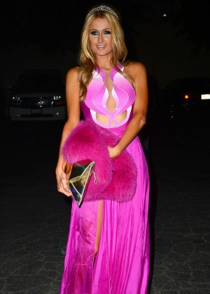 Paris Hilton celebrated her birthday -11