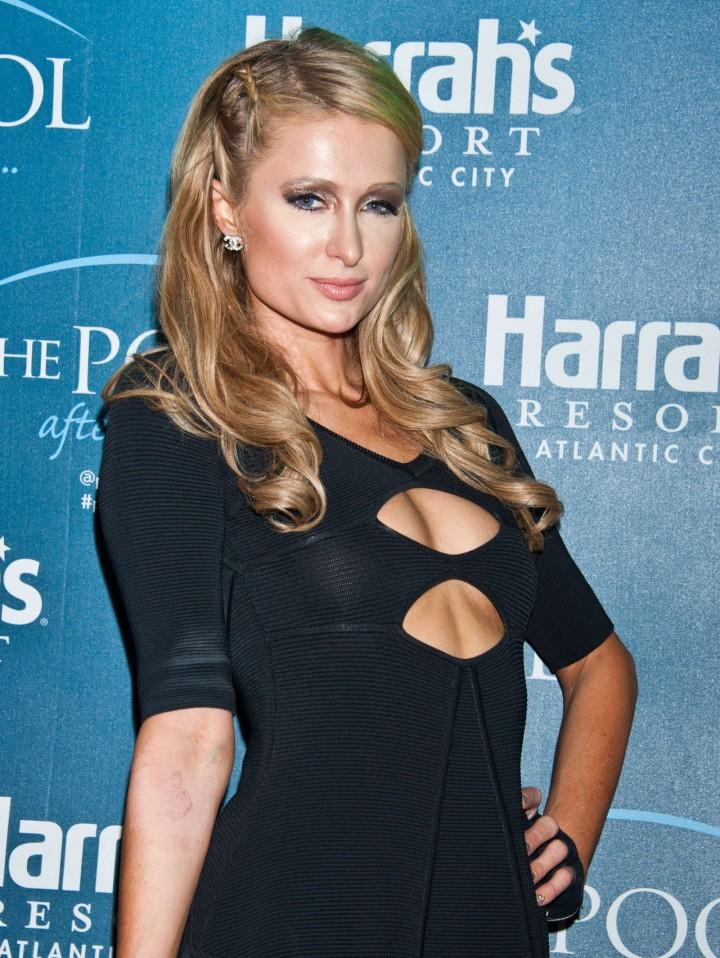 Paris Hilton – Celebrates her birthday in Atlantic City
