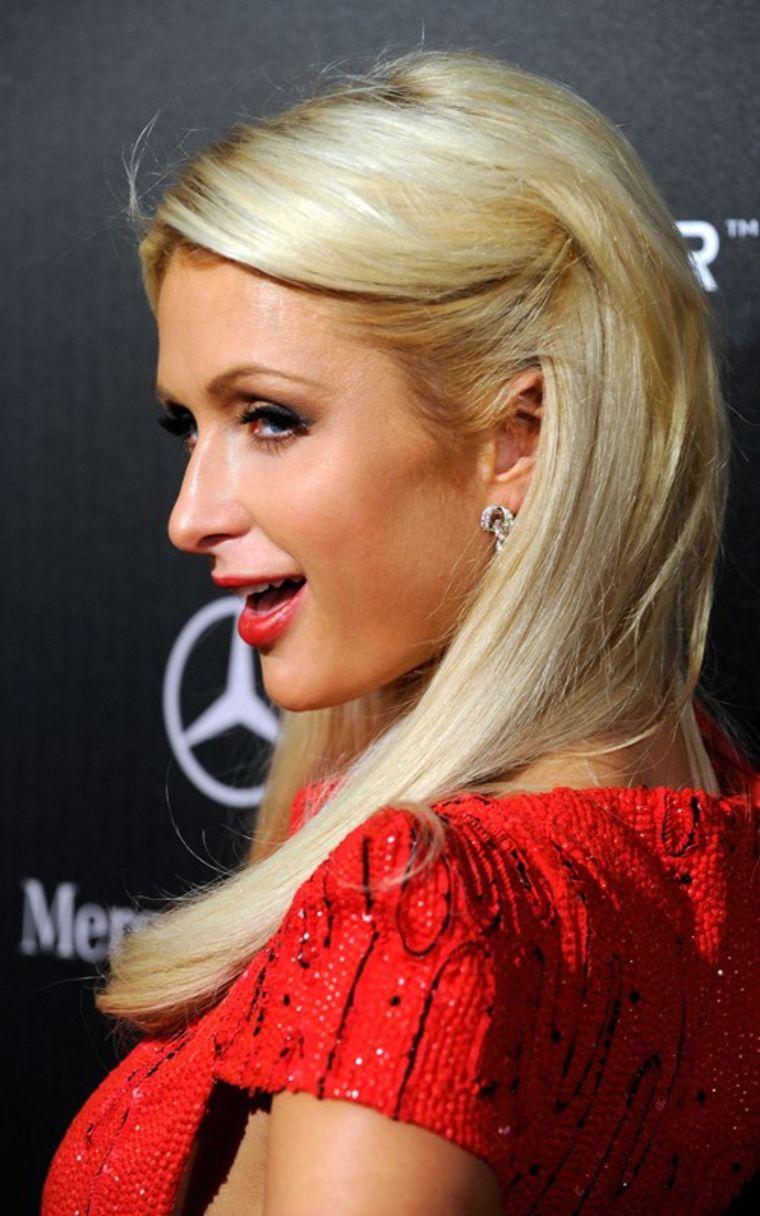 Paris Hilton 2011 : paris-hilton-hollywood-domino-gala-in-west-hollywood-03