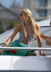 Paris Hilton in a swimsuit in Sydney-08