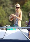 Paris Hilton in a swimsuit in Sydney-09
