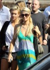 Paris Hilton in a swimsuit in Sydney-11