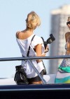 Paris Hilton in a swimsuit in Sydney-14