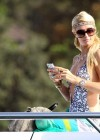 Paris Hilton in a swimsuit in Sydney-16
