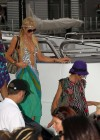 Paris Hilton in a swimsuit in Sydney-19