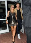 Paris Hilton - Leggy at Prime One Twelve in Miami -02