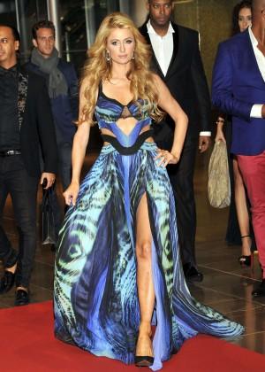 Paris Hilton - NRJ DJ 2014 Awards in Monaco