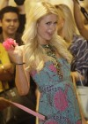 Paris Hilton - Opens new handbag store-01