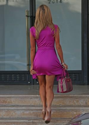Paris Hilton: Shopping Candids at Barneys -15