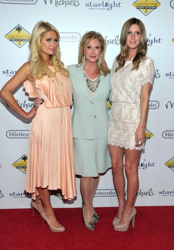Paris Hilton – Stellar Night Gala Foundation in LA
