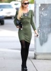 Paris Hilton - Stops By a Chiropractic Office in Los Angeles-04