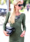 Paris Hilton - Stops By a Chiropractic Office in Los Angeles-05