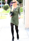 Paris Hilton - Stops By a Chiropractic Office in Los Angeles-07