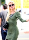 Paris Hilton - Stops By a Chiropractic Office in Los Angeles-12