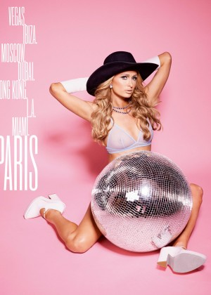 Paris Hilton: V Magazine -05