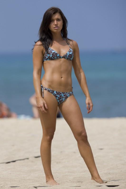 Eliza orlins bikini