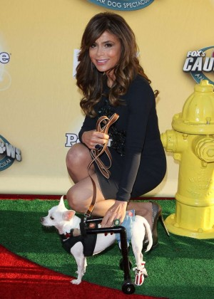 Paula Abdul - FOX's Cause For Paws: An All-Star Dog Spectacular in Santa Monica