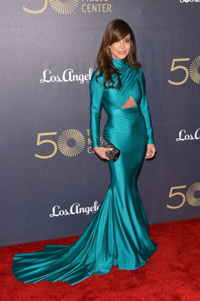Paula Abdul - The Music Center's 50th Anniversary Spectacular in LA