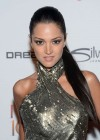 Paula Garces Looking Hot in a silver dress at 2012 Maxim Hot 100 party in NYC
