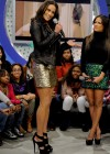 Paula Patton - Visits BET 106 and Park in New York-07