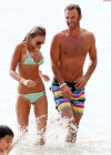 Paulina Gretzky Bikini Photos in Hawaii